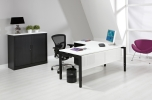 Wingbureau Q-Bic Black 160x120cm links